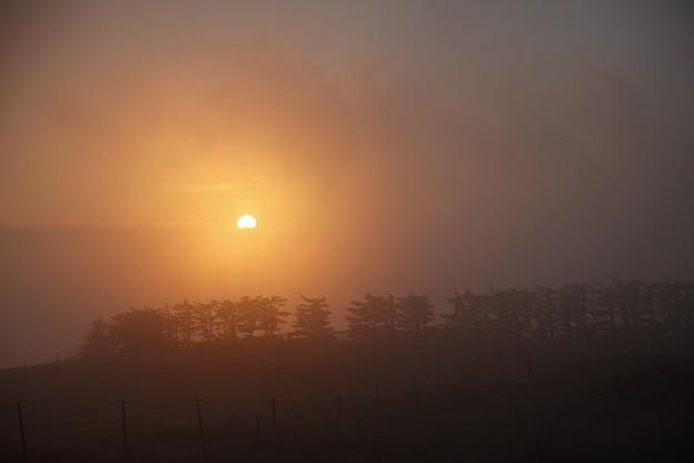 200802 美ヶ原の日の出