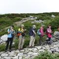 Photos: 日本の山 立山連峰・空見ハイキング 室堂上部より