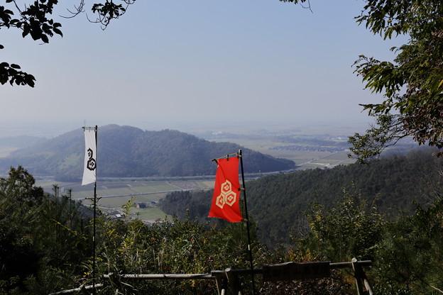 小谷城・徳山ダム05