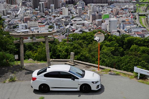 五月山~箕面山02