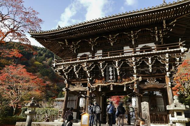 京都・西山 善峯寺01