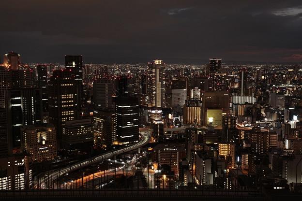 梅田スカイビル空中庭園16
