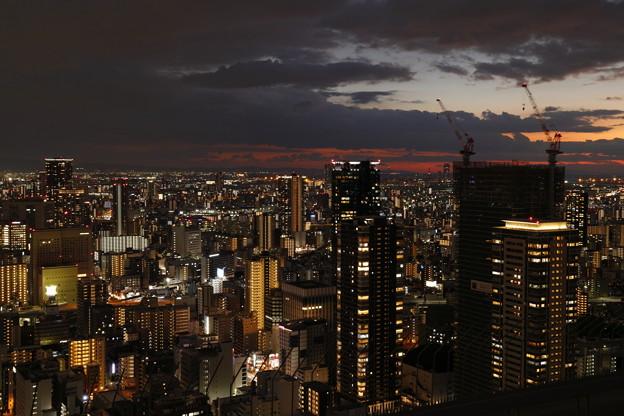 梅田スカイビル空中庭園17