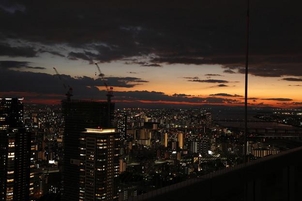 梅田スカイビル空中庭園18