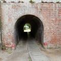 レンガ隧道