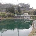 写真: 取水ダム