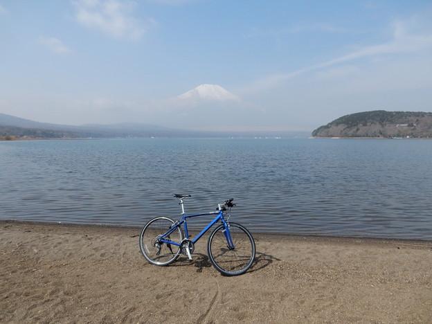平野の浜から
