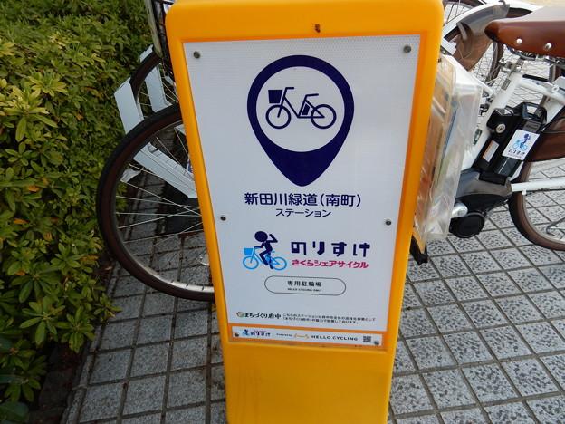 新田川緑道(南町)