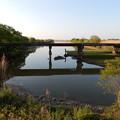 写真: 谷中橋
