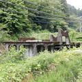 Photos: トンネル上