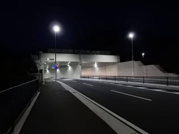 写真: 平作トンネル