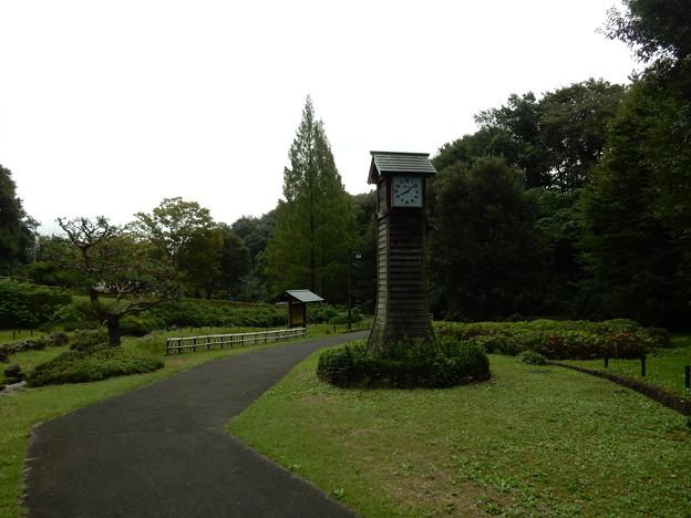 写真: 時計塔