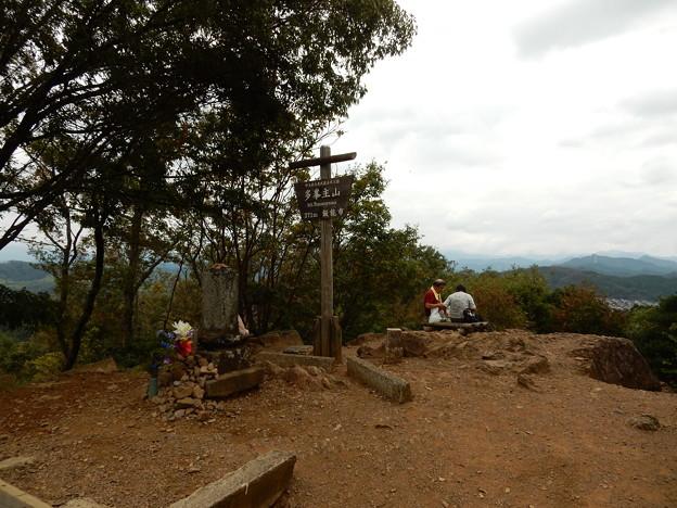 多峯主山(271m)