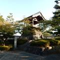 写真: 忍城の鐘
