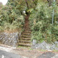 写真: 西八幡大神入口