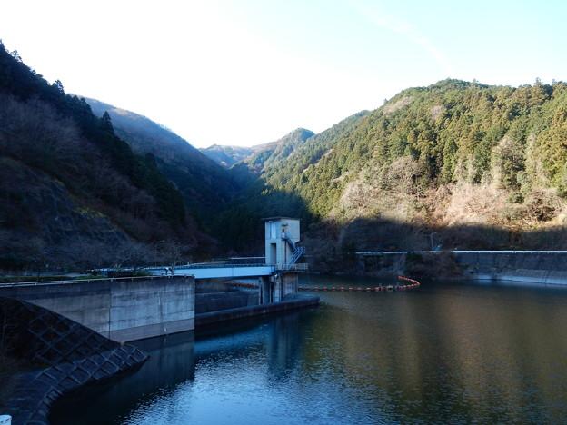 有間ダムトンネル洪水吐