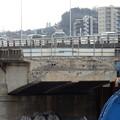 関戸橋断面