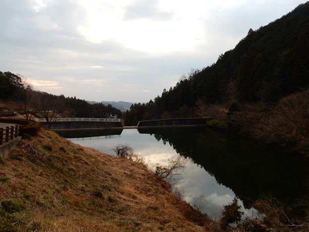 雀川砂防ダム