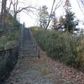 Photos: 登り階段