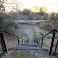 Photos: 下り階段