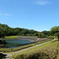 Photos: 遊水池