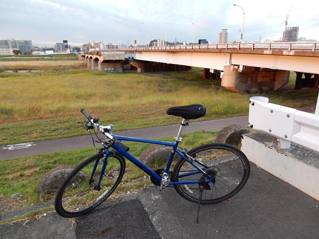 旧関戸橋辺り