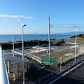 Photos: 袖ヶ浜歩道橋から
