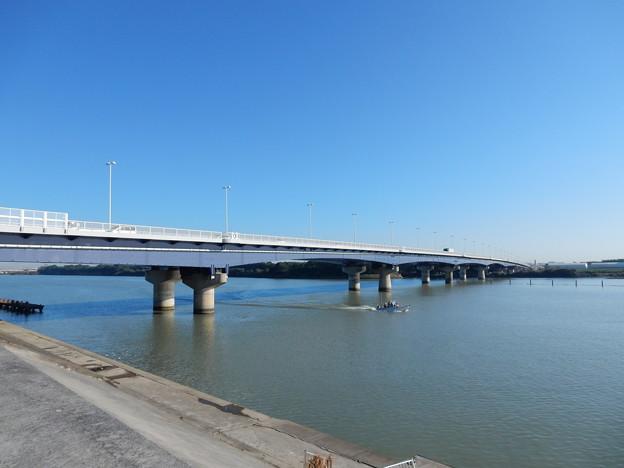 Photos: 湘南大橋