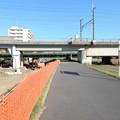 Photos: 多摩川左岸南武線