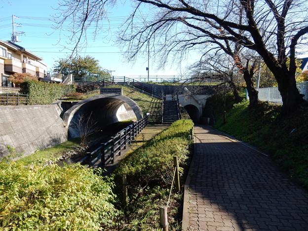 残堀川狭山トンネル