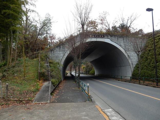 前山トンネル