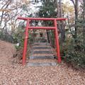 Photos: 雹留山の神社