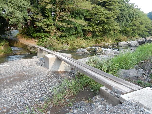 Photos: 流れ橋