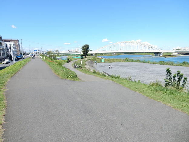 稲田多摩川公園