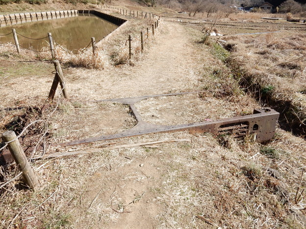 Photos: 戦車橋