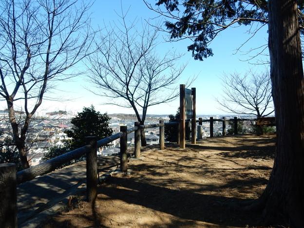 ゆうひ山展望台