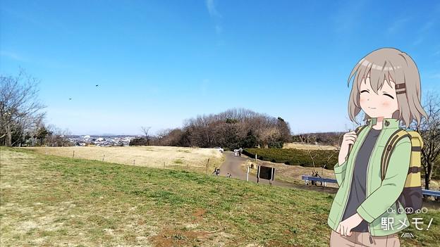 Photos: 比良の丘