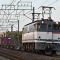 Photos: 貨物列車 (EF652090)