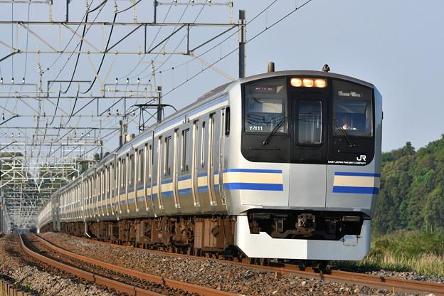 総武線快速列車 4616F