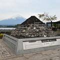 Photos: 富士山と小富士山?