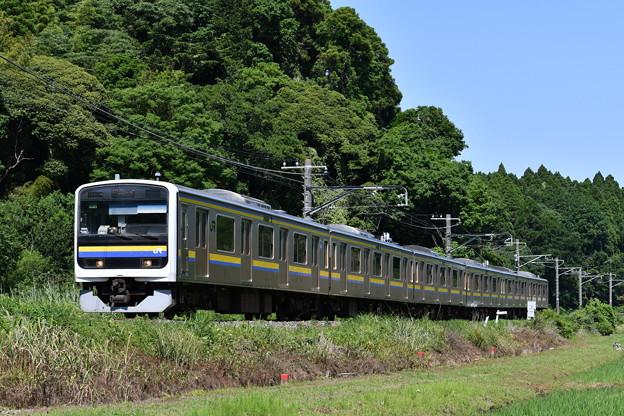 総武本線 普通列車 333M
