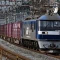 貨物列車 (EF210-173)