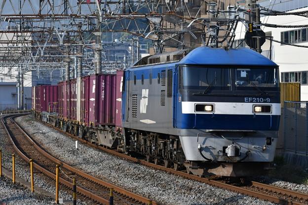 貨物列車 (EF210-9)