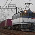 写真: 貨物列車 (EF652063)