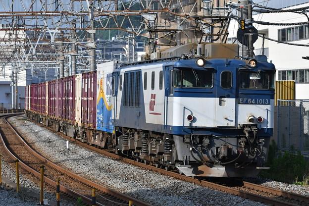 貨物列車 (EF641013)