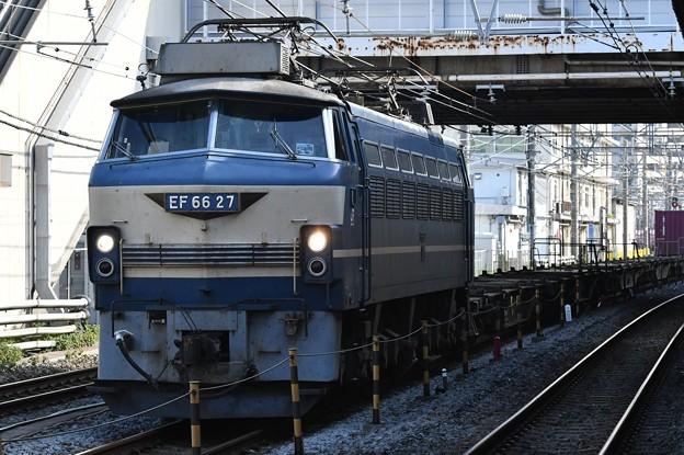 写真: 貨物列車 (EF6627)