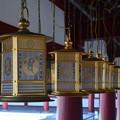 四天王寺の灯籠