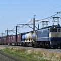 Photos: 貨物列車 (EF652096)