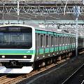 常磐線快速列車 (E231系)