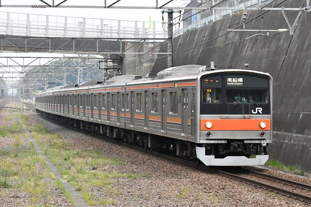 武蔵野線普通列車 (205系)